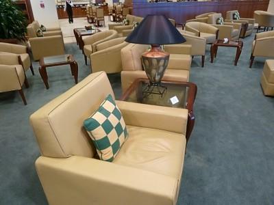 Emirates Lounge Sydney