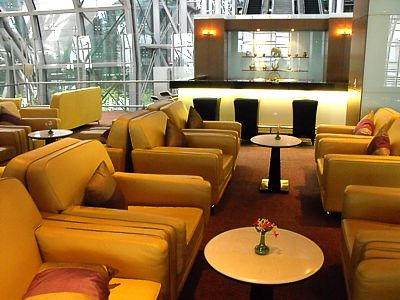 BKK:Thai Airways Business Class Lounge Bangkok | Loungeindex