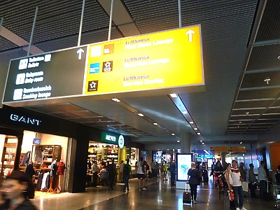 Fra Frankfurt Airport Terminal Map Airport Guide Lounges Bars