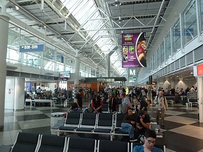 MUC Munich Airport Terminal map airport guide lounges bars