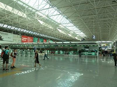 Rome Airport Terminal 1