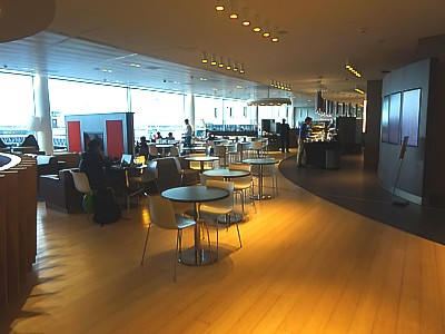Ams amsterdam aspire lounge 41 non schengen business for Best airport lounge program