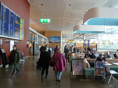 Arn stockholm airport guide terminal map airport guide for Hotel near arlanda airport stockholm