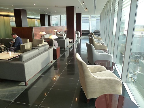 Lhr London Heathrow Cathay Pacific First Class Lounge