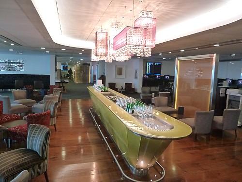 Ba Lounge Terminal 3 >> Lhr British Airways First Lounge Heathrow T3 Loungeindex