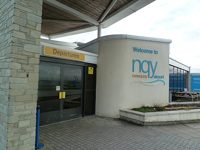 Nqy Newquay Airport Guide Terminal Map Airport Guide Lounges