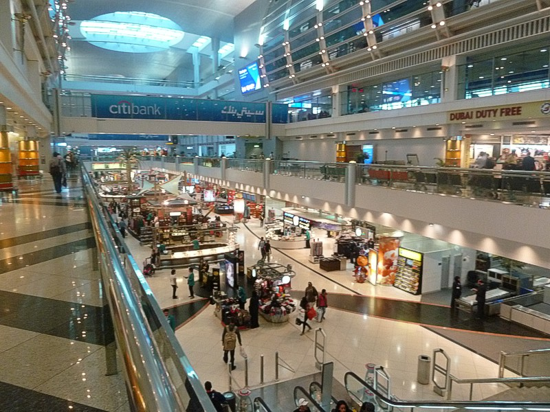 Car Hire Dubai Airport Terminal