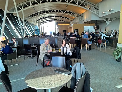 Lax Los Angeles American Airlines Admirals Club Terminal 4