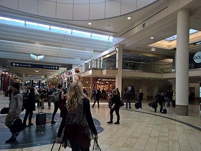 MSP Minneapolis Airport Guide Terminal map airport guide