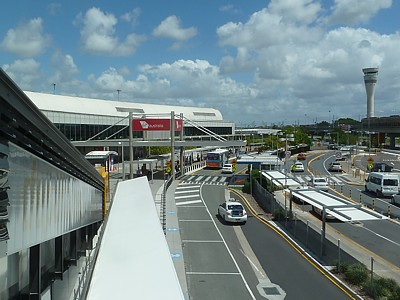 BNE Brisbane Airport Guide Terminal map airport guide lounges
