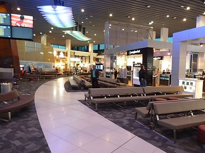 places to eat melbourne international airport