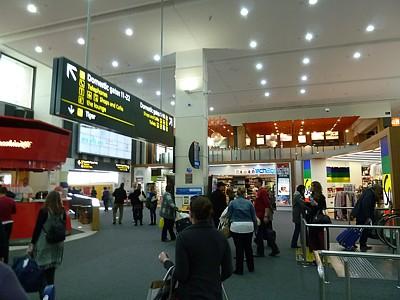 Melbourne Terminal  Food