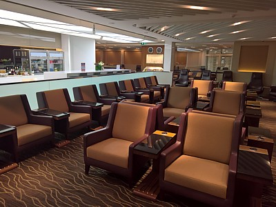 MEL: Singapore Airlines Business Class Lounge Melbourne   Loungeindex