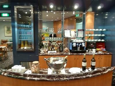 Mel United Airlines Unitedclub Lounge Melbourne Loungeindex